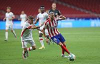 Atletico vs Mallorca, Los Rojiblancos Menang Telak