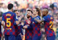 Rivaldo Sadar Ada yang Tidak Beres di Barcelona