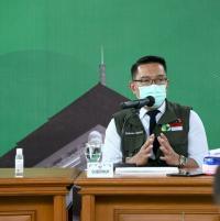 Ridwan Kamil Sebut Penyebaran Corona di Jabar Agak Terkendali Berkat Tracing Agresif