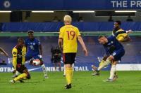Chelsea vs Watford, The Blues Menang Telak di Stamford Bridge