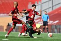 Liverpool vs Aston Villa Tanpa Gol di Babak Pertama
