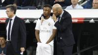 Athletic Bilbao vs Madrid, Zidane Berharap Banyak kepada Militao dan Rodrygo