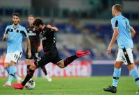 Lazio vs Milan, Rossoneri Bekap Tuan Rumah 3-0