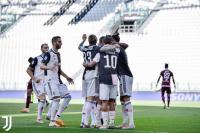 Lazio Kalah dari Milan, Juventus Makin Dekat dengan Trofi Liga Italia 2019-2020