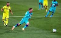 Cetak Gol Indah di Laga Villarreal vs Barcelona, Setien Puji Griezmann