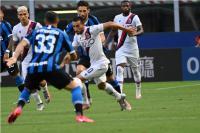Inter Milan vs Bologna, Nerazzurri Tumbang 1-2 di Kandang Sendiri