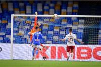 Napoli vs AS Roma, Partenopei Menang 2-1