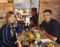 Cantiknya Sam Cooke, Istri Bek Pinjaman AS Roma Chris Smalling