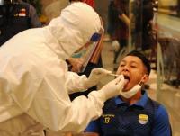 Hasil Tes Swab Semua Pemain Persib Negatif Virus Corona