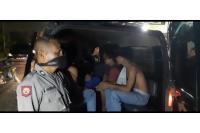 Polisi Amankan Belasan Remaja yang Hendak Tawuran