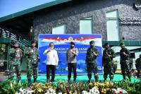 Sinergitas TNI-Polri Sasar Warga Terdampak Pandemi Covid-19