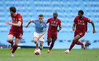 Robertson Sebut Liverpool Jalani Hari Libur saat Kalah Telak dari Man City