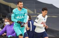Penyebab Lloris dan Son Bertengkar di Laga Tottenham vs Everton