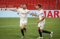 Sevilla vs Eibar, Los Nervionenses Menang Tipis 1-0