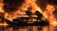 Kapal Tanker Terbakar di Pelabuhan Belawan, 1 Orang Jadi Tersangka