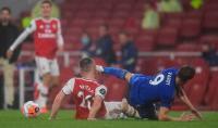 Arsenal Ditahan Leicester City, Arteta: Vardy Seharusnya Dihukum Kartu Merah!