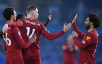 Brighton vs Liverpool, Brace Salah Bawa The Reds Menang