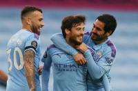 Guardiola Sanjung Kualitas David Silva Kelar Laga Man City vs Newcastle