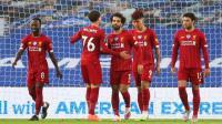 Brighton vs Liverpool, Tidak Mudah bagi The Reds Menang 3-1 atas Tuan Rumah