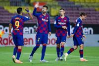 Barcelona vs Espanyol, Setien: Kami Tidak Main Bagus