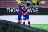 Suarez Ingin Barcelona Pertahankan Performa Hingga Akhir Musim