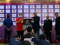 Investor Indonesia Akuisisi Klub Spanyol CD Polillas Ceuta