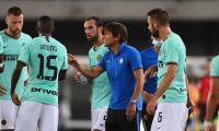 Verona vs Inter Berakhir Imbang, Conte: Kami Kehilangan Poin dengan Cara Bodoh