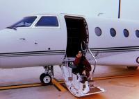 Penuh Kemewahan, Begini Penampakan Jet Pribadi Georgina Rodriguez