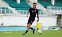 Diego Michiels Genjot Latihan Sambut Liga 1 2020 Bergulir