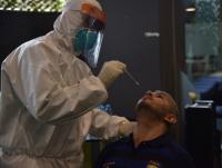 8 Pemain Persib Bandung Jalani Tes Usap Virus Corona