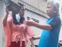 Polisi Tangkap Wanita yang Viral Usai Lempar & Hendak Menyobek Al-Quran