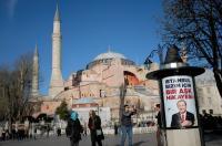Turki Ubah Museum Ikonik Hagia Sophia Menjadi Masjid