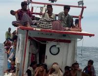 AS Puji Respons Indonesia Terkait Kedatangan Pengungsi Rohingya