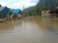 Banjir Rendam 8 Desa di Konawe Utara, Akses Jalan Terputus