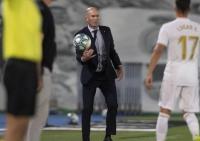 Zidane Komentari Penalti di Laga Madrid vs Alaves