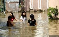 Hujan Belasan Jam, Ribuan Rumah di Kalimantan Selatan Terendam Banjir