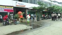 Ada Pedagang Positif Covid-19, Pasar Terbesar di Polewali Mandar Ditutup