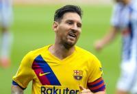 Lionel Messi Ciptakan Rekor Baru di Liga Spanyol