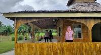 Polisi di Gorontalo Rela Sisihkan Gajinya Demi Sulap Lokalisasi Jadi Masjid