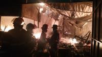 Kebakaran 2 Toko dan Gudang di Padang, Kerugian Ditaksir Capai Rp1 Miliar
