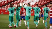 Hasil Pertandingan Liga Spanyol 2019-2020, Senin 13 Juli