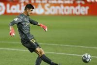 Courtois Ingin Real Madrid Menangi 2 Trofi Musim Ini