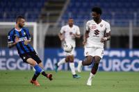 Inter vs Torino, Nerazzurri Tertinggal 0-1 di Babak Pertama