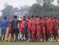 Latihan Arema FC Terbuka untuk Media, namun Tertutup bagi Suporter