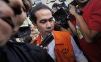 Wawan Jalani Sidang Vonis Kasus Korupsi Alkes Hari Ini