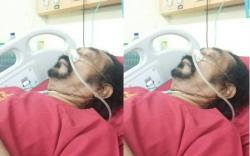 Pecah Pembuluh Darah, Hamdan ATT Dilarikan ke Rumah Sakit