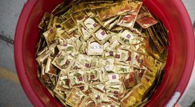 Kondom, Barang Terlaris di Asian Games