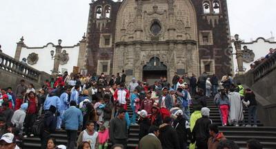 Kisah Hadirnya Our Lady Guadalupe Meksiko