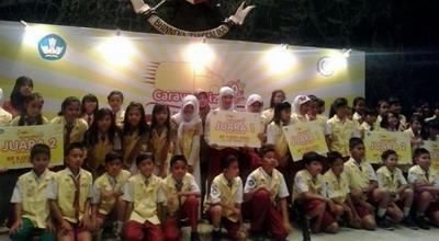 Dokter Kecil Bantu Perbaiki Gizi Anak Indonesia