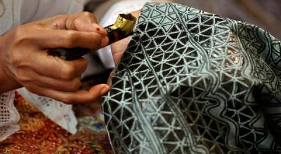 CT: Batik Jadi Tuan Rumah di Negeri Sendiri